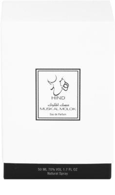 Hind Al Oud Musk Al Molok Eau de Parfum unisex 4