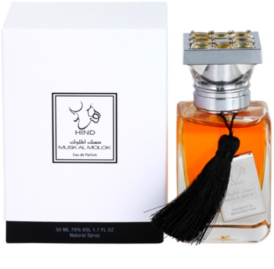 Hind Al Oud Musk Al Molok Eau de Parfum unissexo