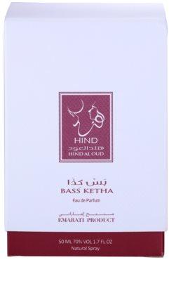 Hind Al Oud Bass Ketha eau de parfum unisex 4