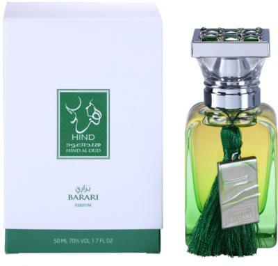 Hind Al Oud Barari Eau de Parfum unissexo
