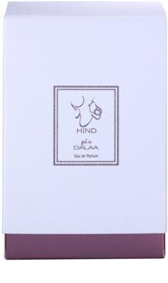 Hind Al Oud Dalaa Eau De Parfum pentru femei 4