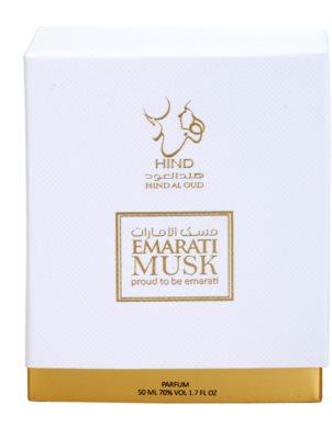 Hind Al Oud Emarati Musk Eau de Parfum unissexo 4