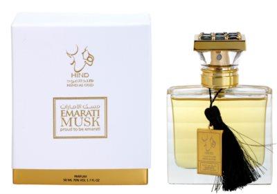 Hind Al Oud Emarati Musk Eau de Parfum unissexo