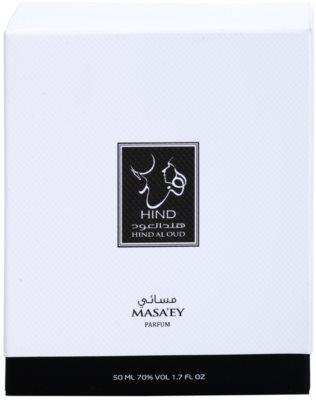 Hind Al Oud Masaey eau de parfum unisex 4