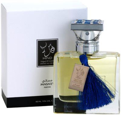 Hind Al Oud Masaey eau de parfum unisex 1