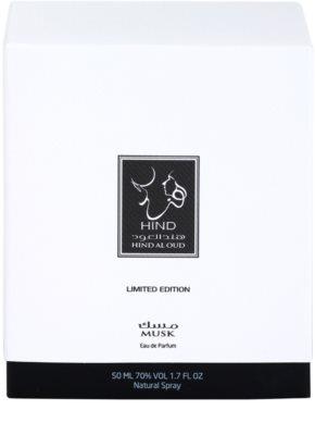 Hind Al Oud Musk Limited Edition parfumska voda uniseks 4