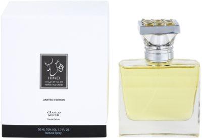Hind Al Oud Musk Limited Edition eau de parfum unisex