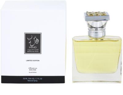 Hind Al Oud Musk Limited Edition Eau de Parfum unissexo