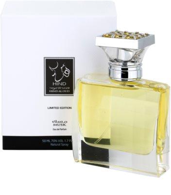 Hind Al Oud Musk Limited Edition parfumska voda uniseks 1