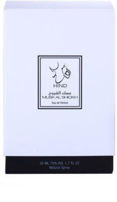Hind Al Oud Al Shiokh eau de parfum unisex 4