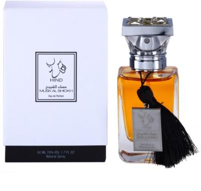 Hind Al Oud Al Shiokh Eau de Parfum unissexo