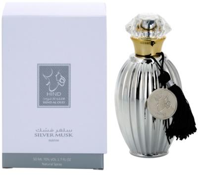 Hind Al Oud Silver Musk Limited Edition parfémovaná voda unisex