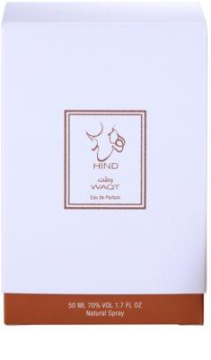 Hind Al Oud Waqt parfémovaná voda unisex 4