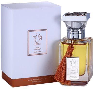 Hind Al Oud Waqt Eau de Parfum unisex 1