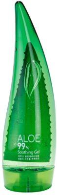 Holika Holika Aloe 99% pomirjajoči gel za telo z aloe vero
