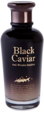 Holika Holika Black Caviar Haut Emulsion gegen Falten