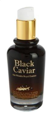 Holika Holika Black Caviar ser pentru ten  antirid 1