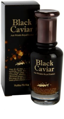 Holika Holika Black Caviar ser pentru ten  antirid 2