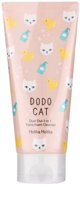 Holika Holika Dodo Cat Reinigungsschaum 3 in 1