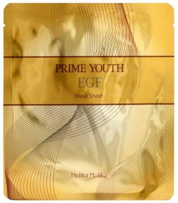 Holika Holika Prime Youth EGF Gesichtsmaske gegen Falten