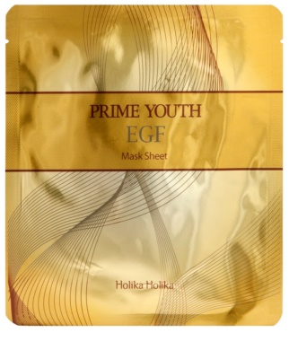 Holika Holika Prime Youth EGF mascarilla facial antiarrugas