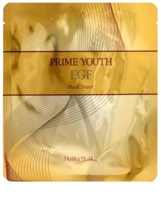 Holika Holika Prime Youth EGF pleťová maska proti vráskám