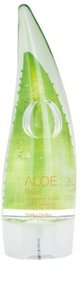 Holika Holika Aloe Facial очищаюча пінка з алое вера
