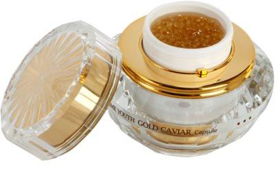 Holika Holika Prime Youth Gold Caviar tratamiento con caviar antiarrugas 1