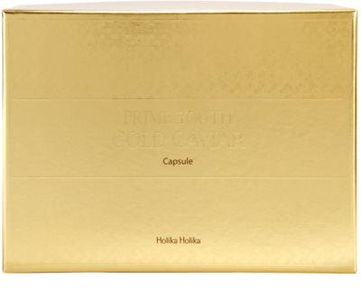 Holika Holika Prime Youth Gold Caviar ingrijire pe baza de caviar antirid 4