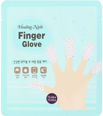 Holika Holika Healing Nails regeneratív és helyreállító kezelés a körmökre és a körömbőrre