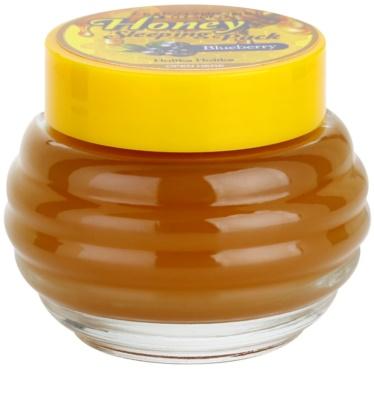 Holika Holika Honey Sleeping Pack mascarilla de noche con miel