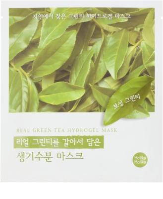 Holika Holika Hydrogel Mask mascarilla facial hidratante con extracto de té verde