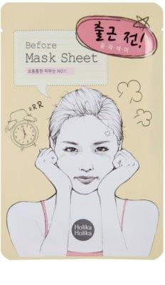Holika Holika Mask Sheet Before Beruhigende Maske