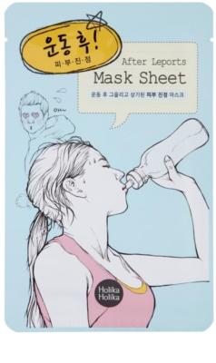 Holika Holika Mask Sheet After zklidňující maska na obličej