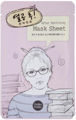 Holika Holika Mask Sheet After čistilna maska