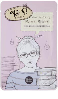 Holika Holika Mask Sheet After masca