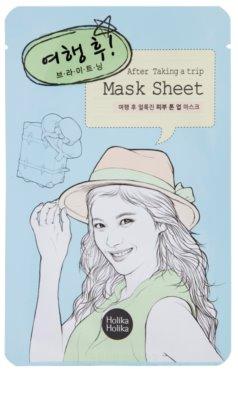Holika Holika Mask Sheet After élénkítő maszk az arcra