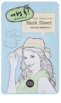 Holika Holika Mask Sheet After maska za posvetlitev za obraz