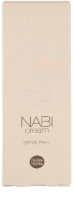 Holika Holika Nabi crema correctora para pieles grasas 3