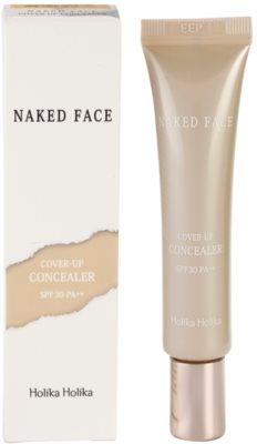 Holika Holika Naked Face corretor 2