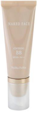 Holika Holika Naked Face BB krém s vysokou UV ochranou