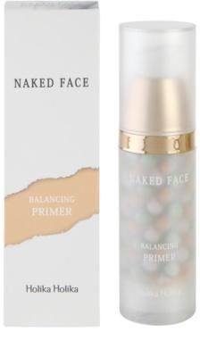Holika Holika Naked Face baza pentru machiaj 3