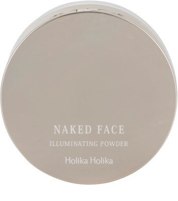 Holika Holika Naked Face сяюча пудра 1