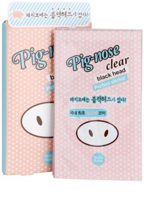 Holika Holika Pig Nose plaster oczyszczający przeciw zaskórnikom 1