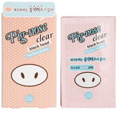 Holika Holika Pig Nose plaster oczyszczający przeciw zaskórnikom 2