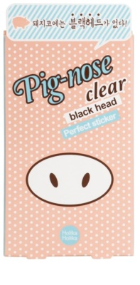 Holika Holika Pig Nose tisztító tapasz a fekete pontok ellen 3