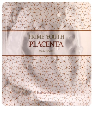 Holika Holika Prime Youth Placenta Maske für das Gesicht