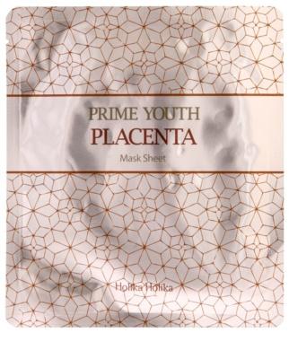 Holika Holika Prime Youth Placenta maszk az arcra