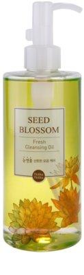 Holika Holika Seed Blossom óleo de limpeza facial refrescante