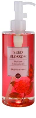 Holika Holika Seed Blossom зволожуюча очищуюча олійка